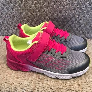 Saucony sneakers S-Wind A/C Grey/Pink youth 1.5